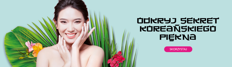 kosmetyki koreańskie promo