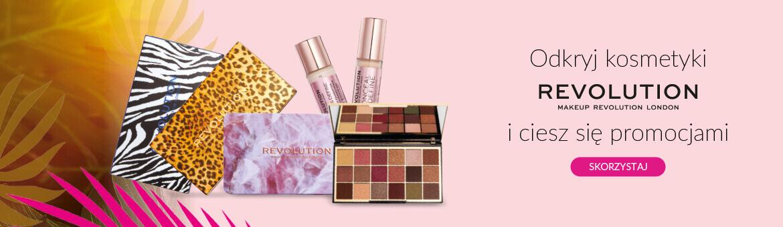 Revolution Makeup promocja