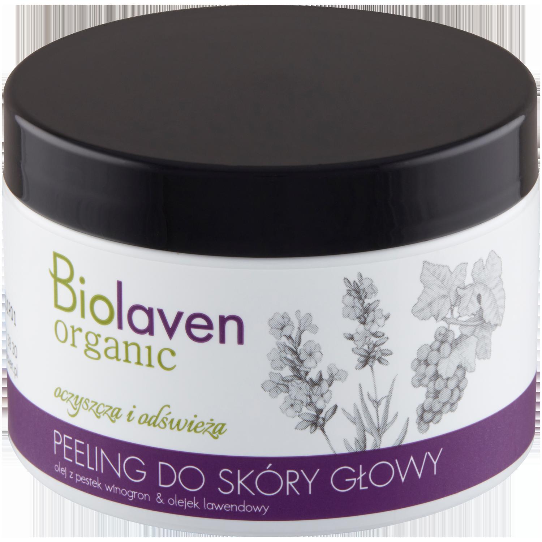 Biolaven winogronowy peeling do skóry głowy, 150 ml | hebe.pl