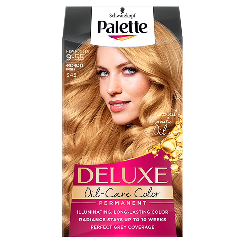 Palette farba do włosów 345 złoty świetlisty miodowy blond