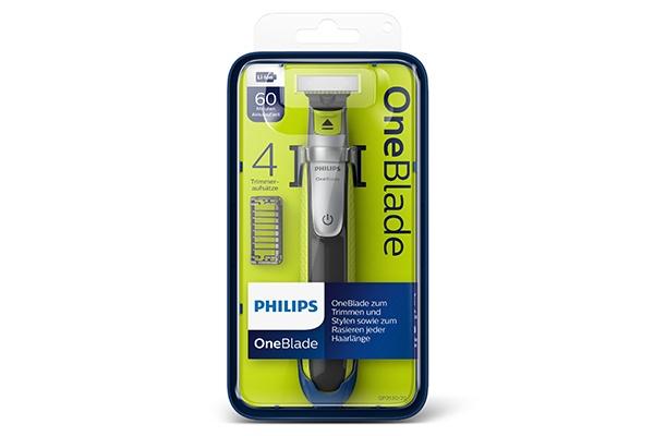 Philips Oneblade Inthebox
