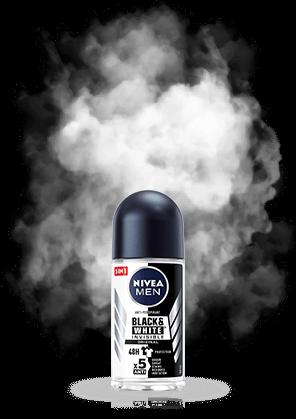Black&White INVISIBLE Original Antyperspirant Roll on 50ml