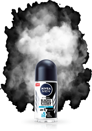Black&White INVISIBLE Fresh Antyperspirant Roll on 50ml