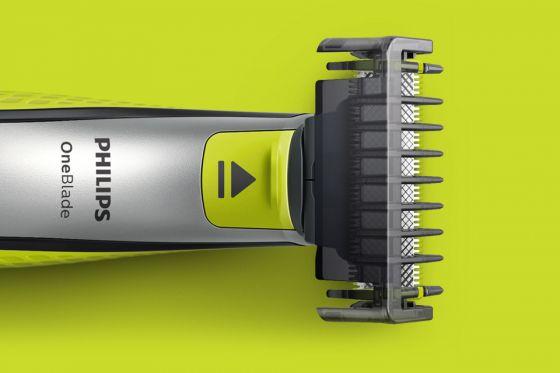 Philips Ruchome nasadki grzebieniowe