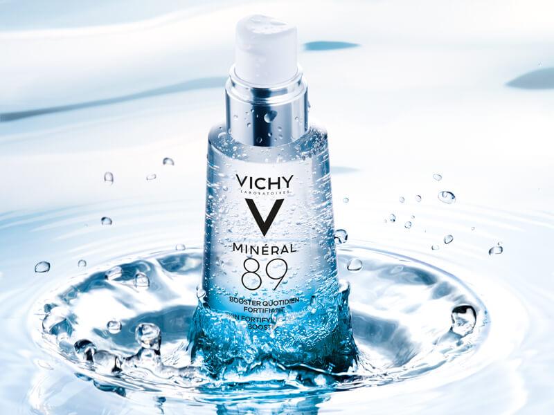Kosmetyki Vichy Mineral 89