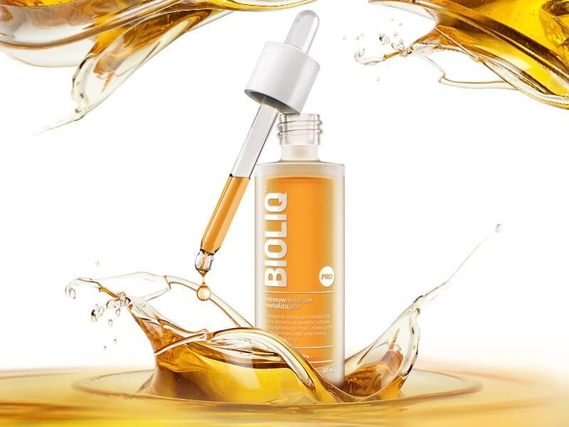 Wyjątkowe rewitalizujące serum Bioliq Pro